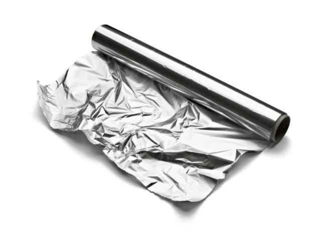алюминиевая пленка