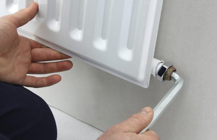 технология установки отопления