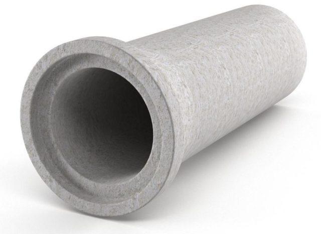 использование железобетонных труб для строительства