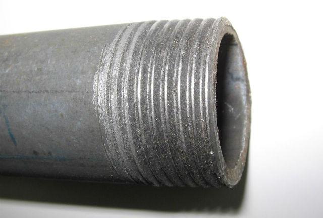 труба из оцинкованной стали