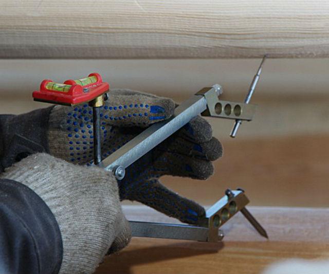 плотницкая черта для нанесения разметки