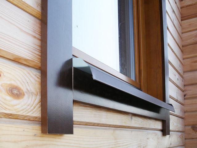 Namestitev ploščic na ceno oken
