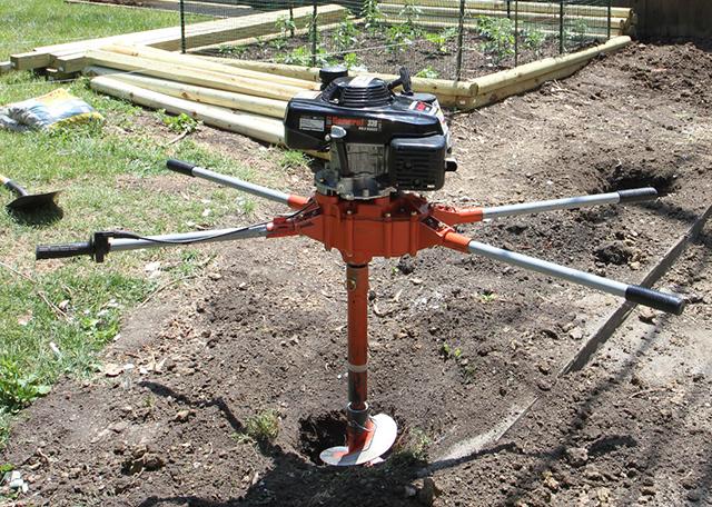 определение залегания уровня грунтовых вод на земельном участке