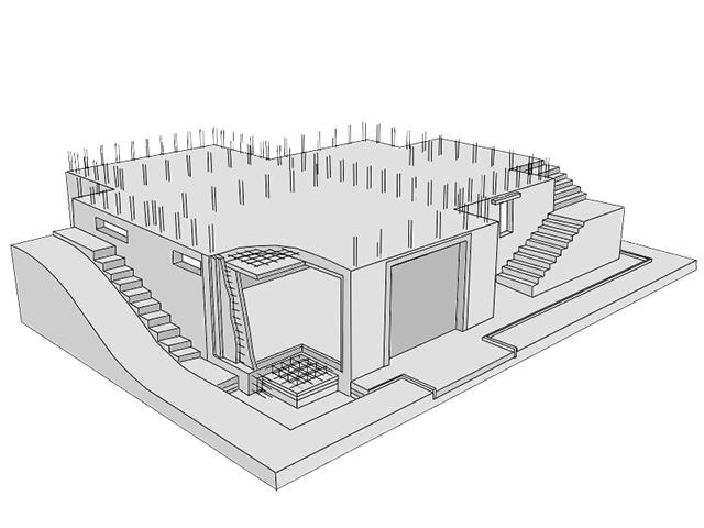проектирование цокольного этажа