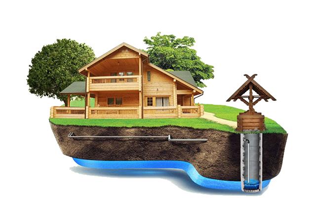 насосная станция водоснабжения для частного дома