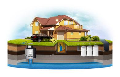 водоснабжение в частном доме