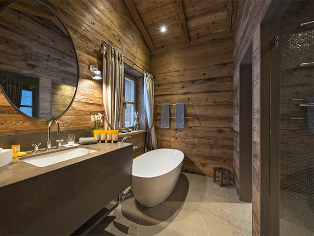 отделка стен душевой в деревянном доме