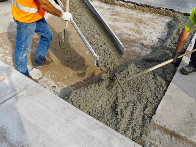 бетон для строительства дома