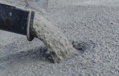 бетон для ленточного фундамента