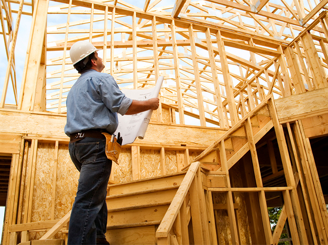 проектирование и строительство деревянного дома