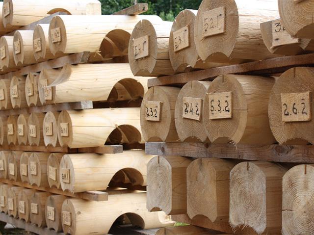 материалы для строительства деревянного дома