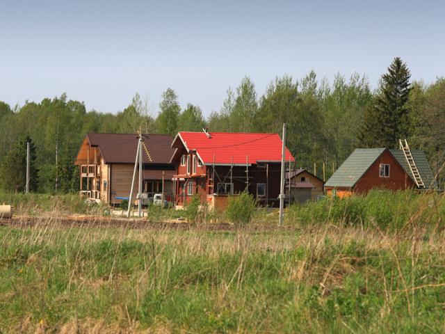 дома в днп поселке
