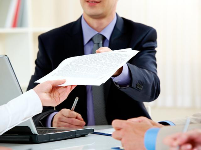 подача документов на регистрацию дома