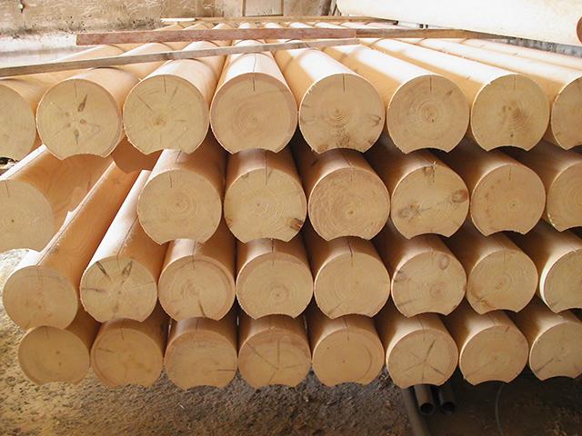 пиломатериалы для строительства дома