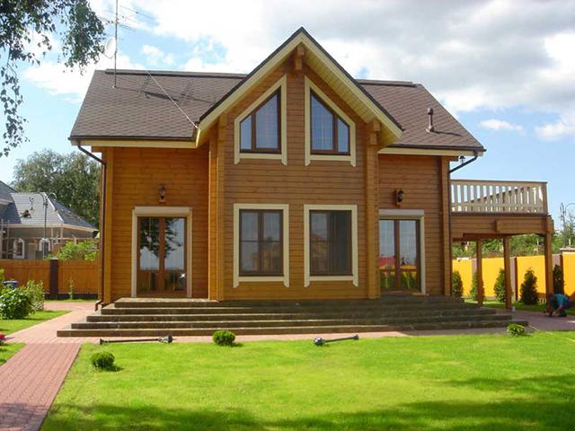 строительство дома на узком участке